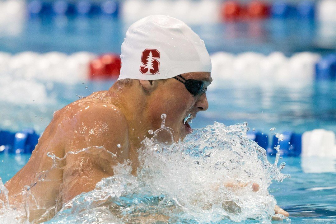 Day 1 Men's NCAAs – Pac-12 Roundup: Nolan matches Missy, smashes 1:40-barrier