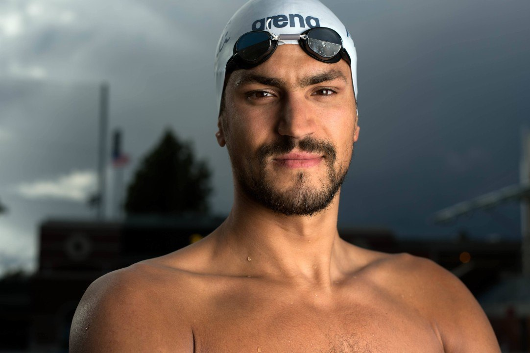 Mellouli, Belmonte Headline Open Water Olympic Qualifier In Portugal