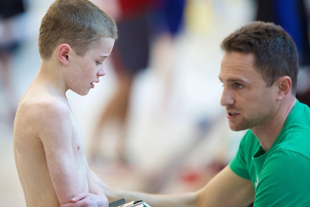 Il Nuoto Può Renderti Un Genitore Migliore