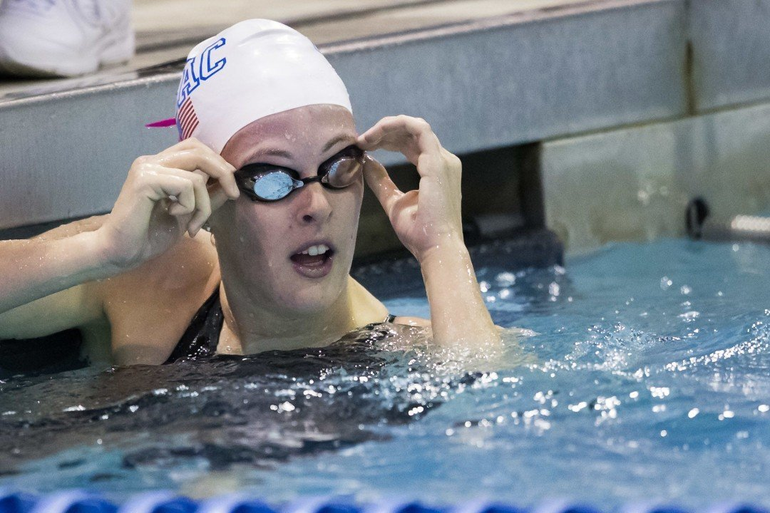 Allison Schmitt Swims 2nd-Fastest 200 Yard Free in History at American SC Champs