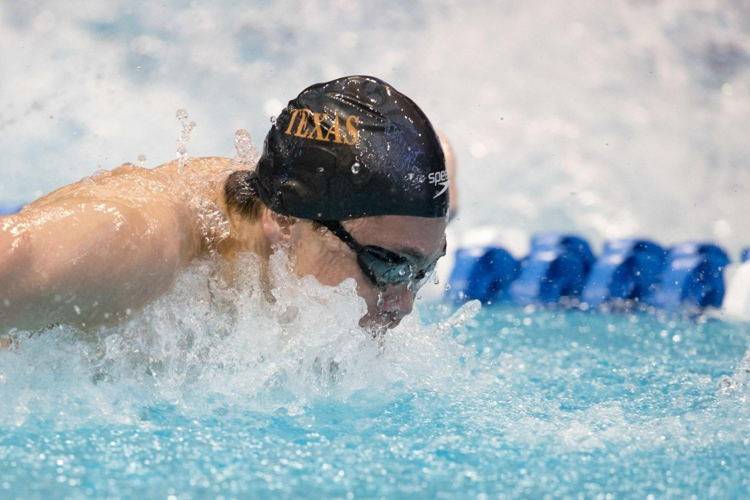 Jack Conger and Joseph Schooling Both Enter 50 Free for 2017 NCAAs