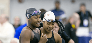 1st African American woman to win an Olympic medal relects on the historic 1-2-3 Minority Finish at Women's NCAAs