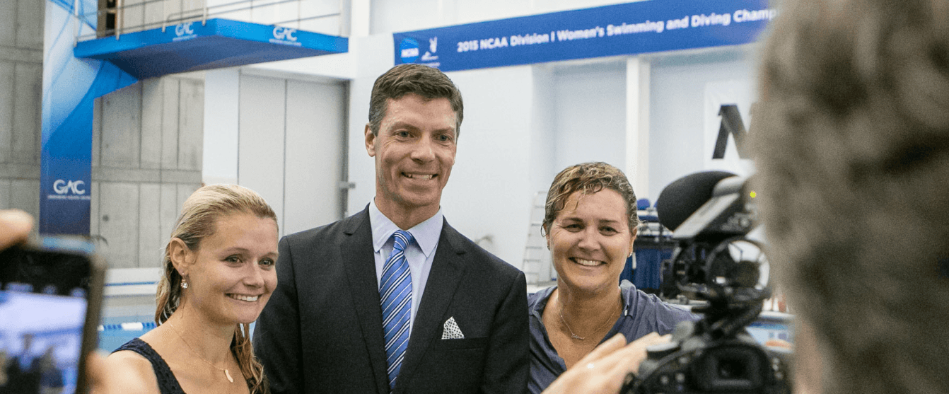 Catching Up With CSCAA Executive Director Joel Shinofield