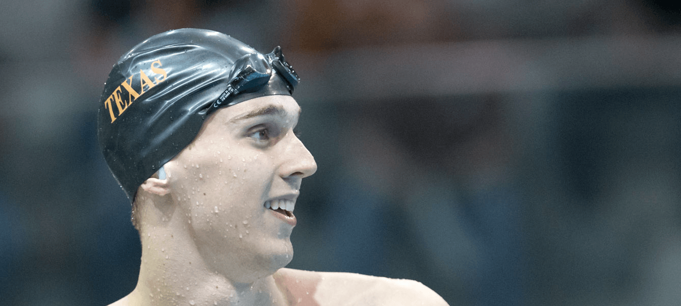 Clark Smith Clocks 4th-Fastest 500 Free In History, Longhorn Record