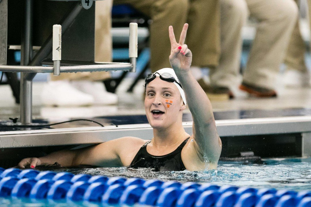 Team USA Leads WUGS Through Day 4 With 21 Swimming Medals