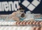 Anton McKee swimming