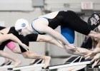 Katie Ledecky swimming