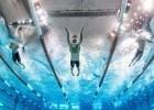 Michael Andrew underwater swimming ph0otography