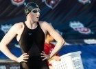 Missy Franklin by Mike Lewis