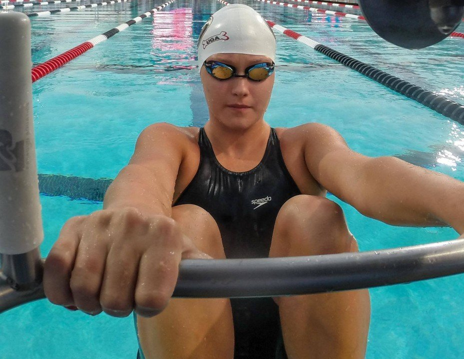 Koski, Smoliga Named SEC Swimmers of the Week