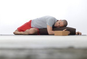 3 restorative yoga poses to help the effectiveness of your