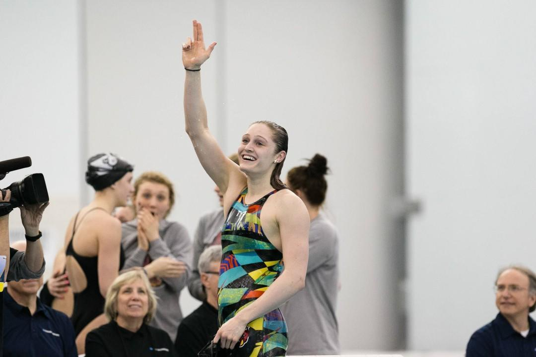2015 Women's NCAAs Day 3 ACC Roundup: Kelsi Worrell, college swimming's new butterfly queen