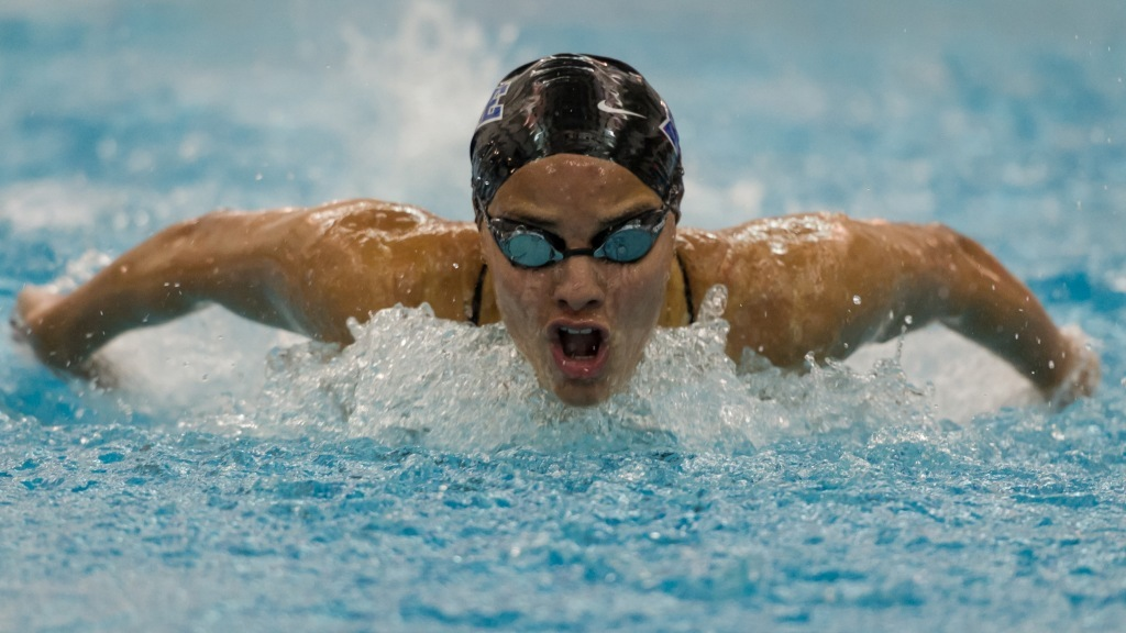 Duke's Paez Smashes School Record with 1:54.9 200 Fly at Nike Invite