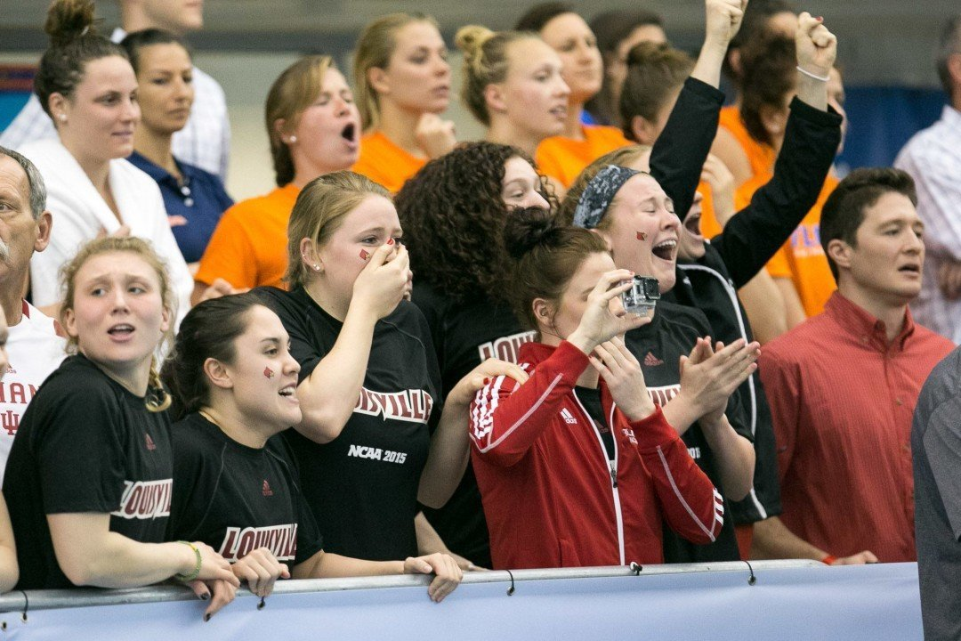 52-second backstroker Hannah Whiteley Commits To Louisville