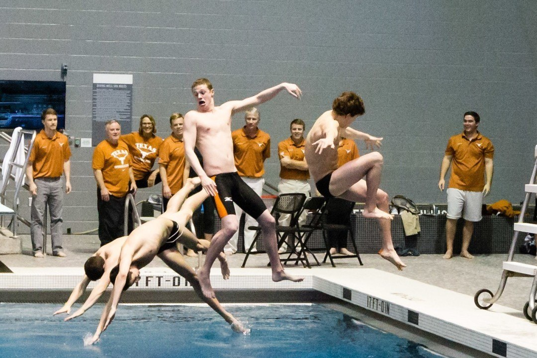 Photo Vault: Texas Longhorns Celebrate 2015 NCAA Team Title