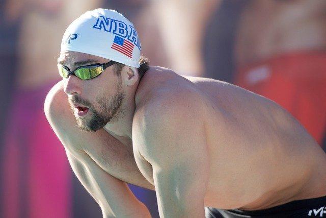 Michael Phelps (Photo Courtesy of Rafael Domeyko)