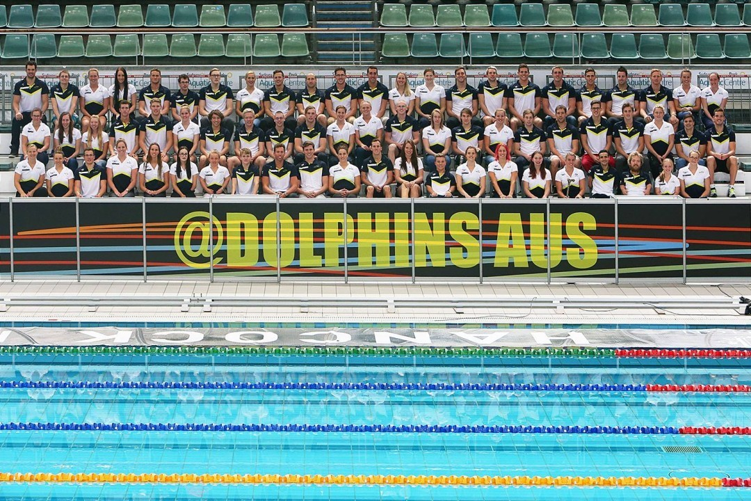 Swimming Australia Appoints Athlete Well-Being & Engagement Mgr