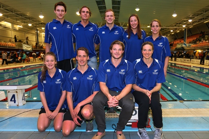 New Zealand Taking 10 to Compete in Kazan
