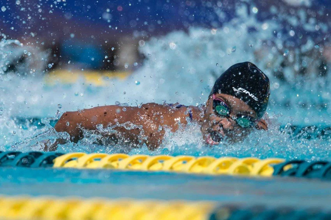 FINIS Set Of The Week: Sharpening Sprints