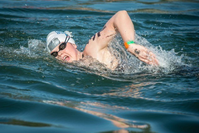 Becca Mann Open Water Swimming by Mike Lewis-7