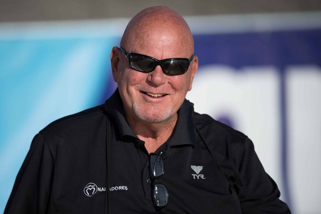 Bill Rose Named Southern California Swimming Coach of the Year