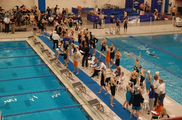 2014 NAIA Nationals at OCCC. Photo: Anne Lepesant