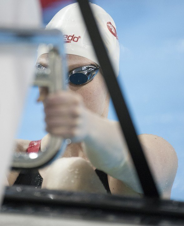 2016 Canadian Olympic Trials: Caldwell, Masse Look To Lead Backstroke