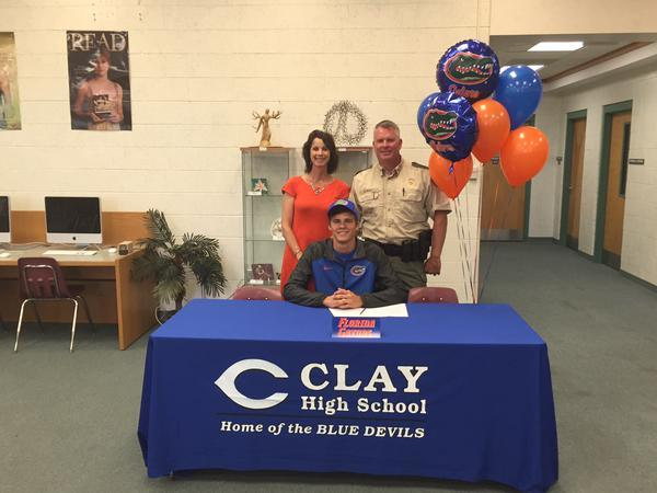 Gators Pick Up Another Clay HS – Bolles Sprinter with Grady Heath NLI Signing