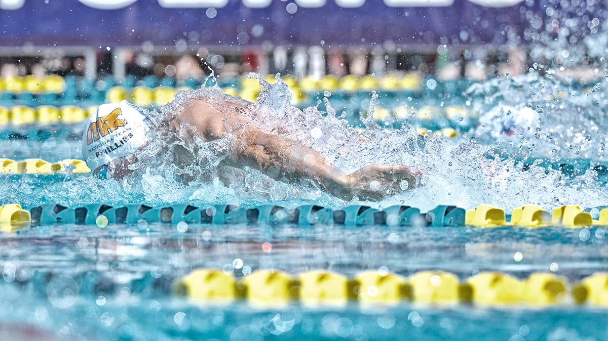 3 Exercises for Powerful Short Axis Strokes
