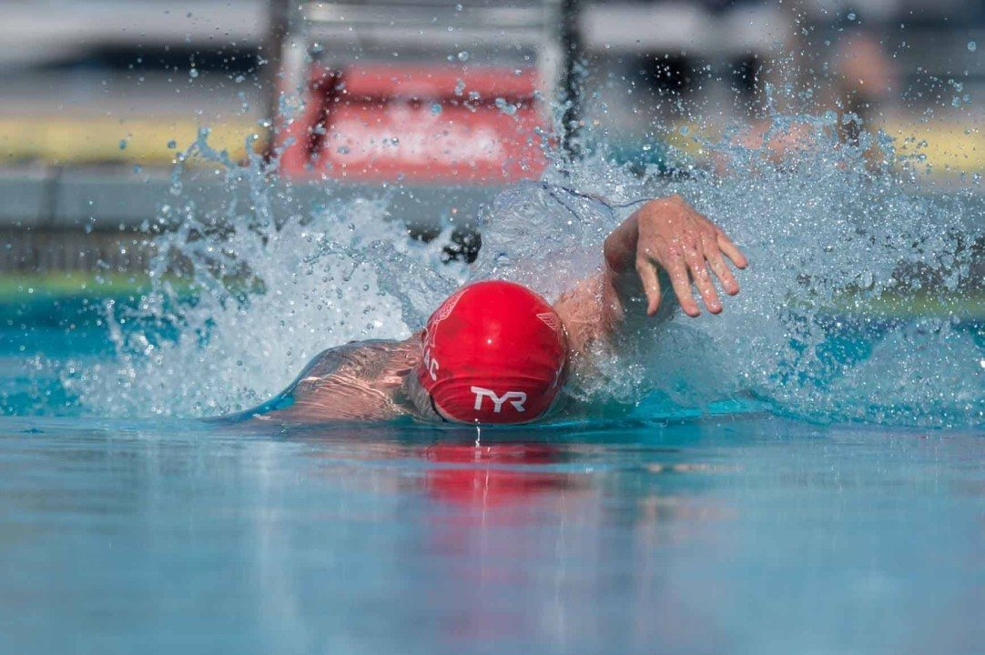 Why You Should Relax Your Wrists When Swimming
