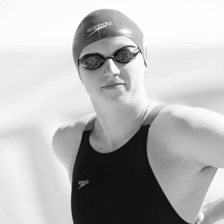 Katie Ledecky Breaks Olympic Record in 400 Free Prelims