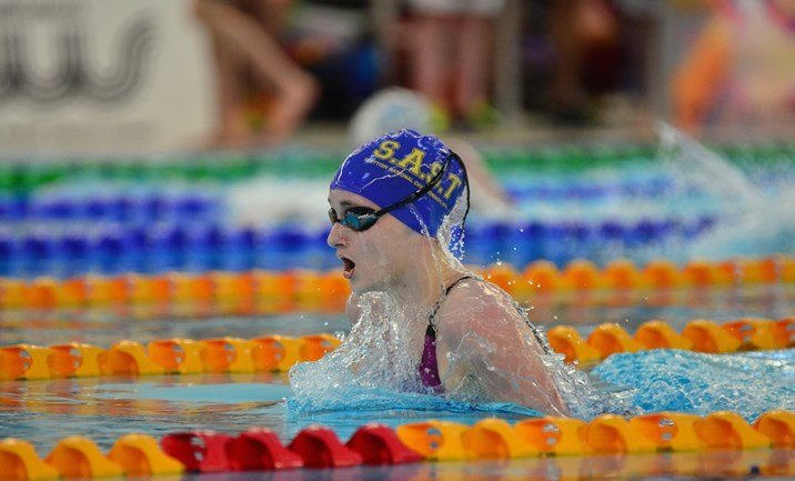 Katie Robertson Breaks Scottish National Age Record in 200 Breaststroke Twice