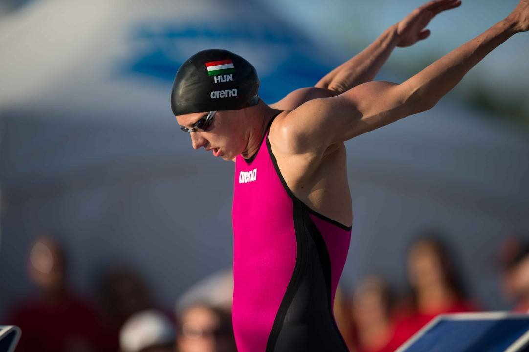 Leverenz, Ledecky, Hosszu trail Beisel by just 3.5 points in Pro Swim Series standings after Mesa
