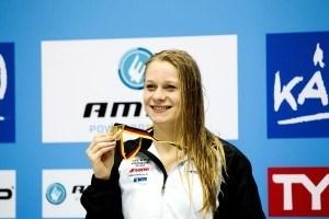 Simon, Feldwehr Earn Breaststroke Wins on Day 2 of German Nationals