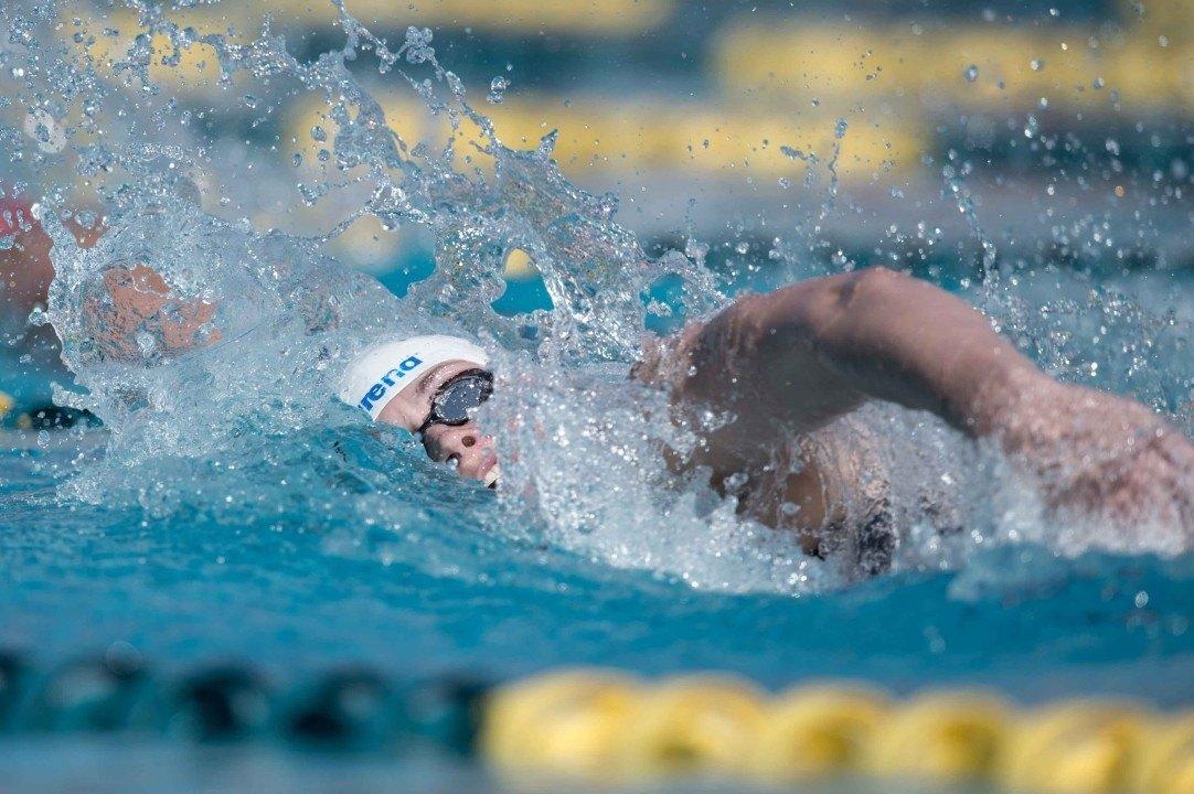 Arena Pro Swim Series at Charlotte: Day 1 Race Videos (Men's 800, Women's 1500)