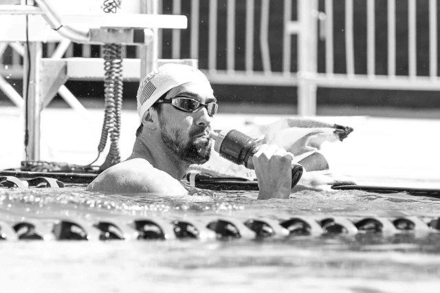 Michael Phelps (photo: Mike Lewis, Ola Vista Photography)