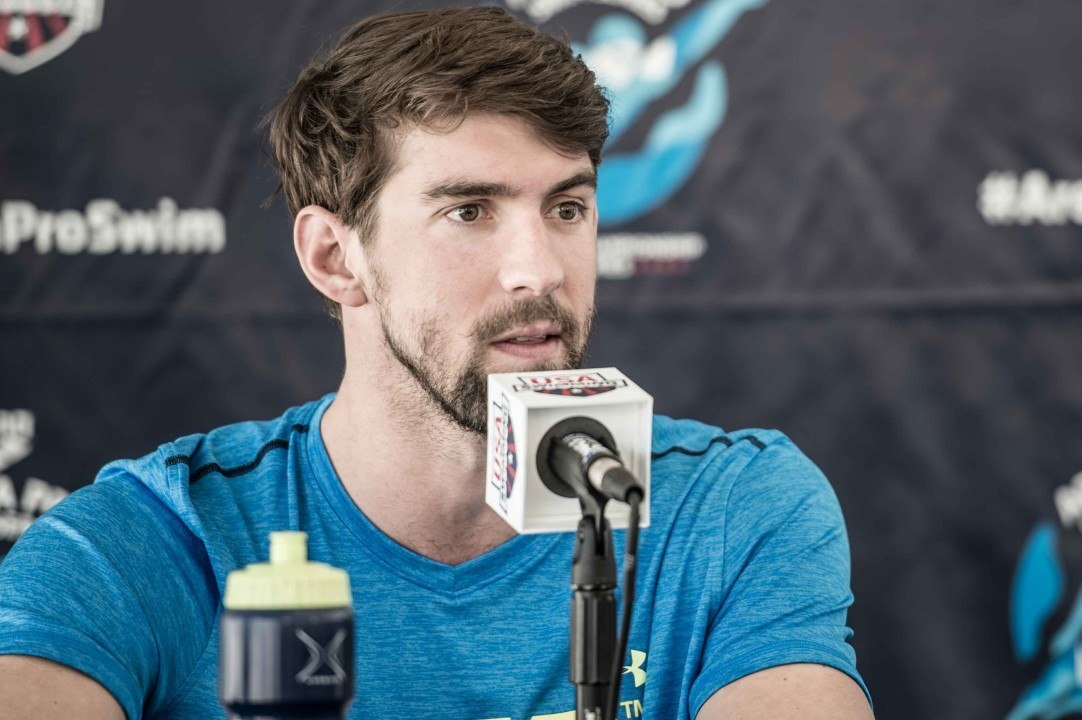 Michael Phelps among flag-bearers at Special Olympics opening ceremonies