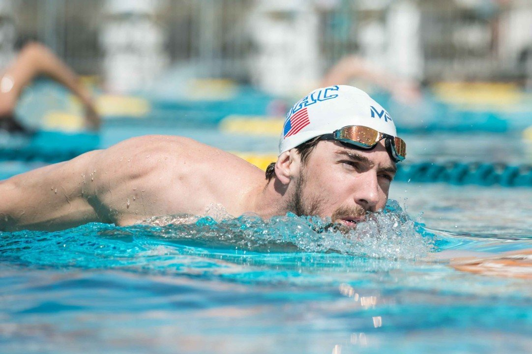 FINA Director Talks About Extending Special World Championships Invitation to Michael Phelps