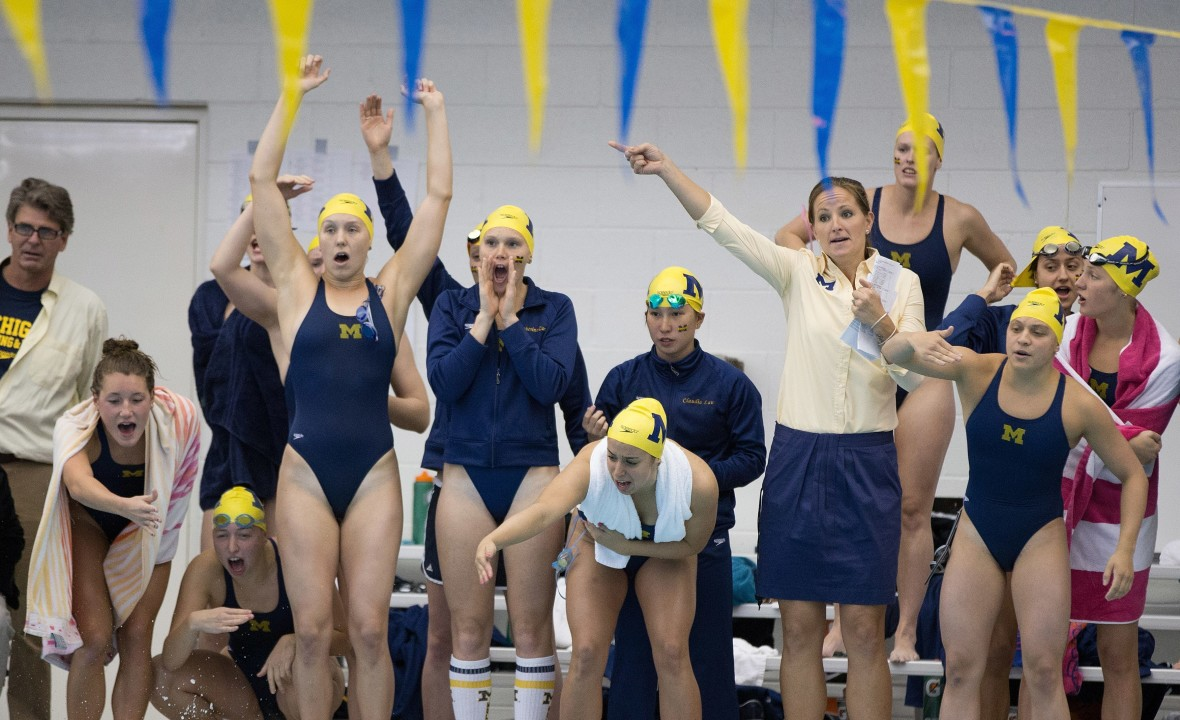 Michigan Women & Men Down Michigan State, Men Remain Undefeated