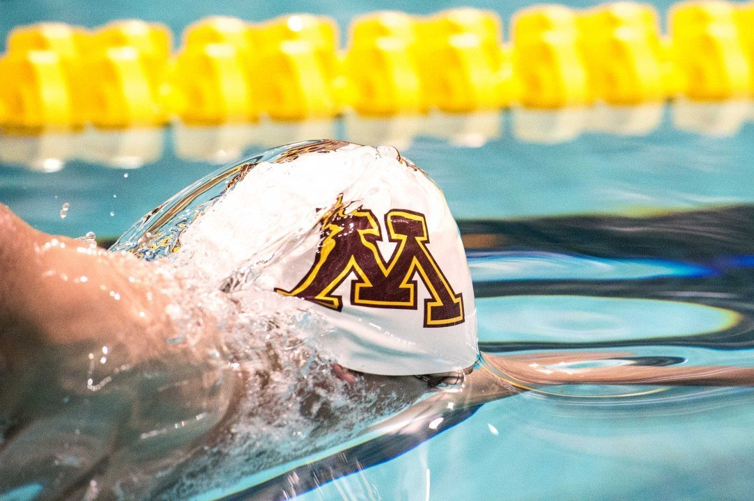 College Swimming Previews: McHugh Poised To Deliver For #12 Minnesota