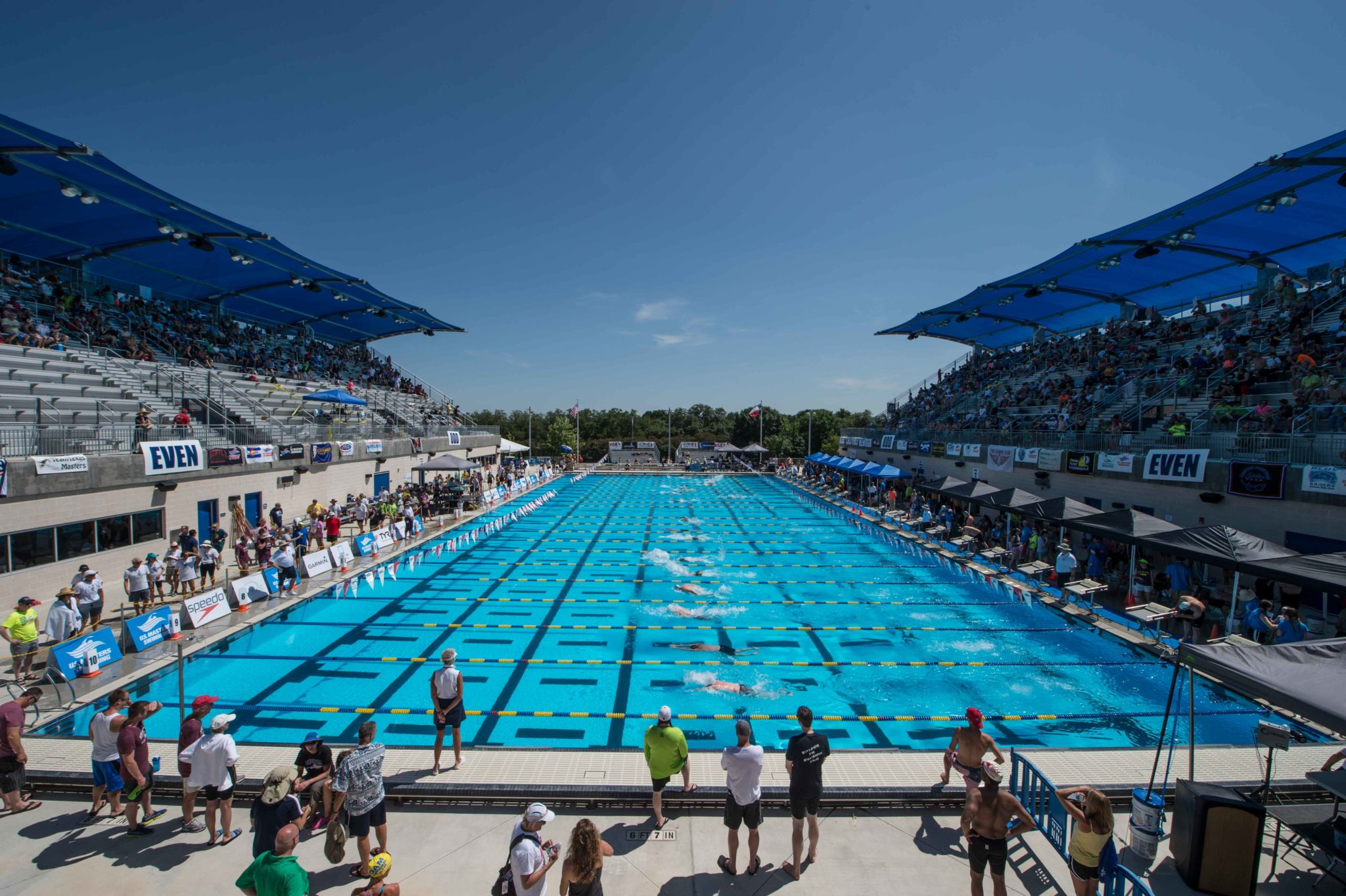US Masters Swimming Announces 13 National Championship Events for 2020