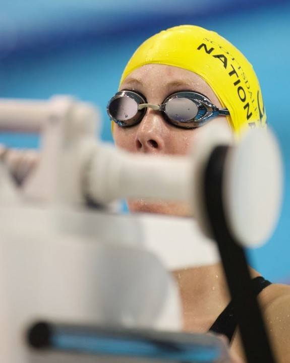 Taylor Ruck Just Shy Of Canadian Record In Prelims, Will Have Another Go At It In Finals