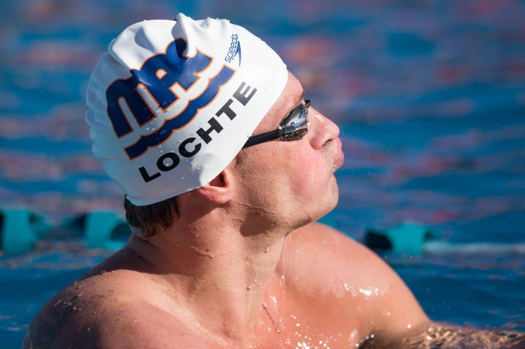25 Thoughts Every Swimmer Has During Meet Warm Up