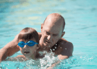 Rowdy Gaines, 2015 Swim To Win Foundation