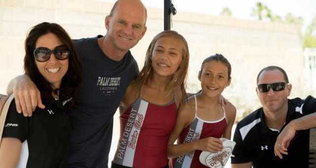 owdy Gaines, 2015 Swim To Win Foundation