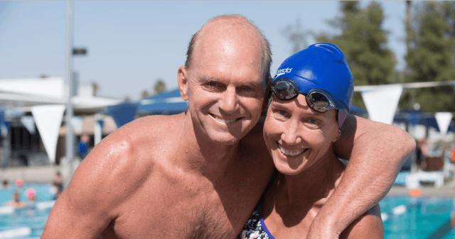 Rowdy Gaines, 2015 Swim To Win Foundation