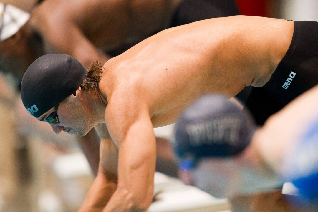 U.S. Deaf Swimming Puts Out Call For Deaf or Hard of Hearing Swimmers