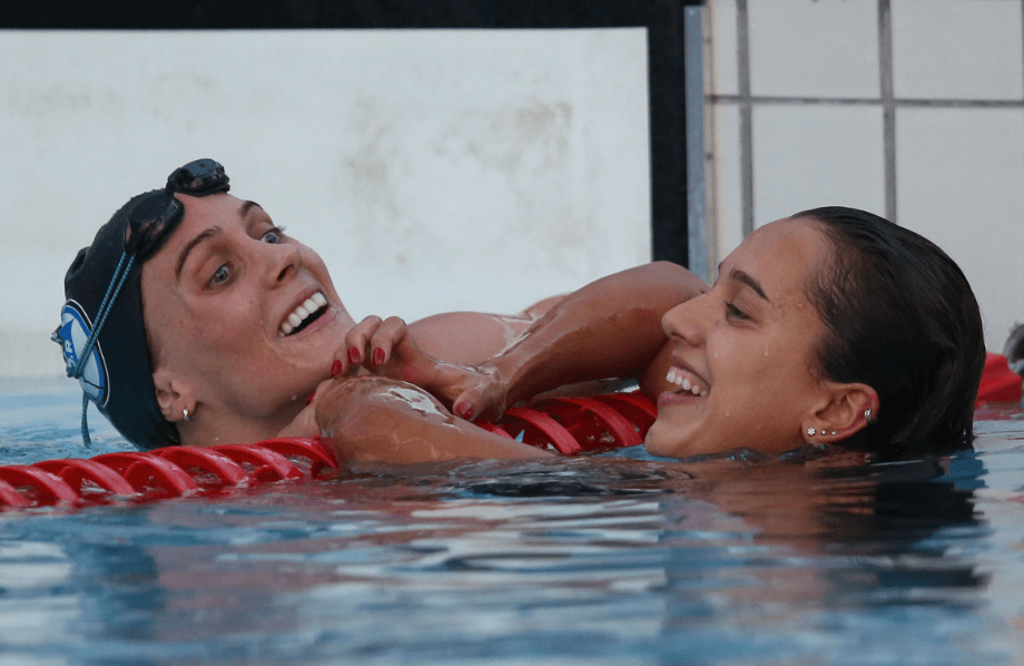 Lyrio and Oliveira Post Strong Times at Brazilian State Championships