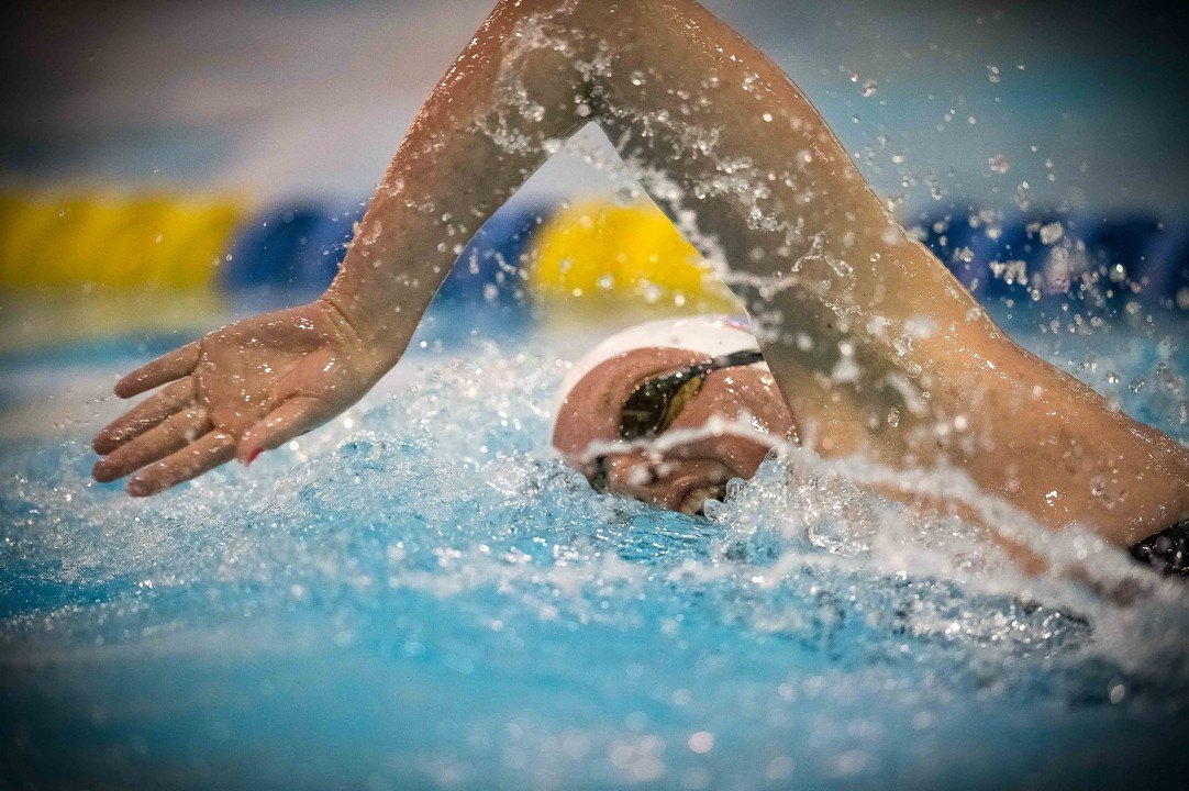 Aussie Tamsin Cook Clocks New 400 Freestyle World Juniors Meet Record