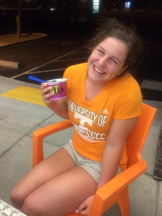 Brianna Leverenz, Recovering from Surgery, Commits to Tennessee Volunteers